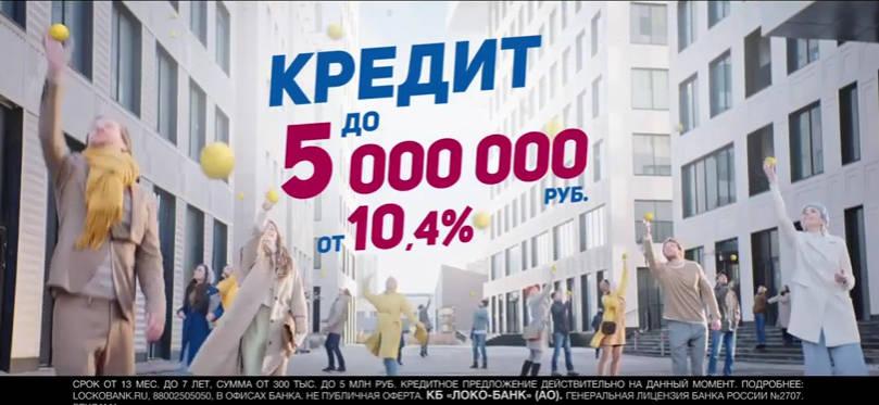 Локо банк оформить заявку на кредит